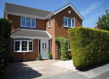 Thumbnail 4 bed detached house to rent in Defender Drive, Grimsby