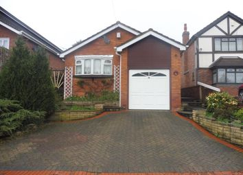 Thumbnail 2 bedroom bungalow to rent in Evers Street, Quarry Bank, Brierley Hill