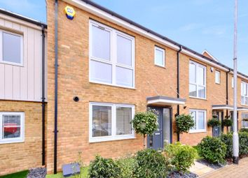 Thumbnail 3 bed terraced house for sale in Elstar Mews, Greenhithe