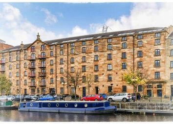 Thumbnail 1 bed flat for sale in Speirs Wharf, Glasgow