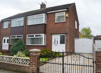 Thumbnail Semi-detached house to rent in Nutgrove Hall Drive, St Helens