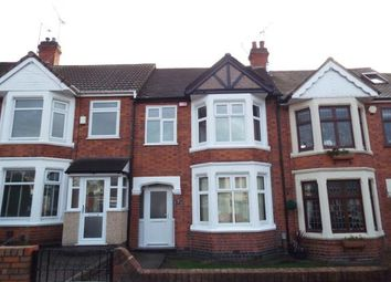 Thumbnail 2 bed terraced house for sale in Donnington Avenue, Coundon, Coventry, West Midlands