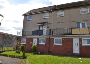 Thumbnail 2 bed maisonette for sale in Arcadia Street, Bellshill