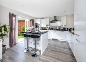 """Thumbnail 5 bed detached house for sale in """"Moorecroft"""" at Danworth Lane, Hurstpierpoint, Hassocks"""