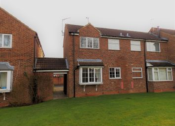 Thumbnail 1 bedroom terraced house for sale in The Chase, Boroughbridge, York