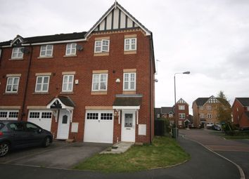 Thumbnail 4 bed town house for sale in Begonia Gardens, St Helens