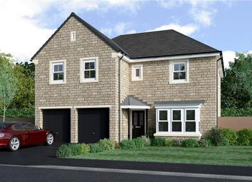 "Thumbnail 5 bed detached house for sale in ""Jura"" at Windmill View, Scholes, Holmfirth"