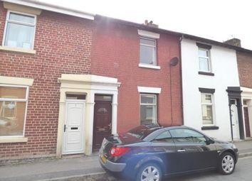 Thumbnail 2 bed terraced house for sale in Brandiforth Street, Bamber Bridge, Preston, Lancashire