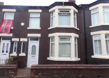 Thumbnail 3 bed terraced house for sale in Wenlock Road, Liverpool, Merseyside, .