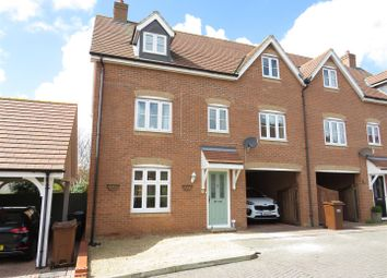 Thumbnail 4 bed semi-detached house for sale in Solent Crescent, Hailsham
