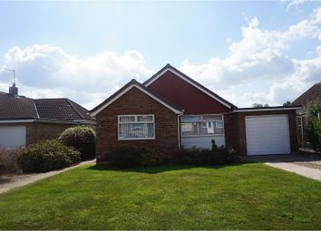 Thumbnail 3 bed bungalow for sale in Verulam Close, Swindon