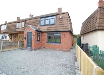 Thumbnail 3 bed semi-detached house for sale in Marriott Road, Bedworth