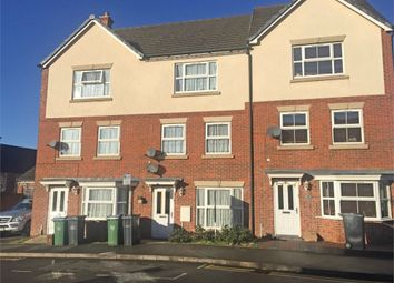 Thumbnail 4 bedroom town house for sale in Creed Way, West Bromwich, West Midlands