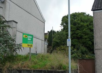 Thumbnail Land for sale in Dinas Street, Plasmarl, Swansea