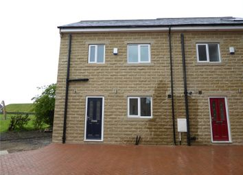 Thumbnail 3 bed semi-detached house for sale in Riverwood Close, Off Mill Lane, Mixenden, Halifax