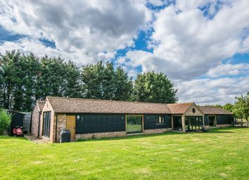 Thumbnail 4 bed barn conversion to rent in Rush Green, Hertford