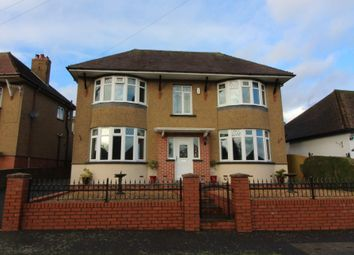 Thumbnail 4 bed detached house for sale in Highfield Road, Pontllanfraith, Blackwood