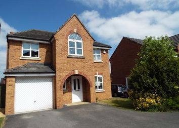Thumbnail 4 bed detached house for sale in St. Giles Park, Gwersyllt, Wrexham, Wrecsam