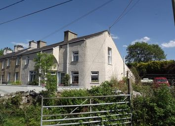 Thumbnail 3 bed end terrace house for sale in Glanrafon Terrace, Nebo, Caernarfon, Gwynedd