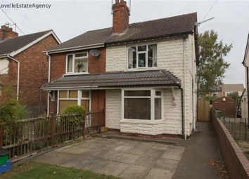 Thumbnail 3 bed property for sale in Burringham Road, Scunthorpe