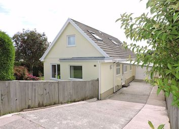 Thumbnail 4 bed detached bungalow for sale in Delffordd, Rhos, Pontardawe, Swansea