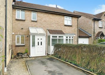 Thumbnail 2 bed terraced house for sale in Kennmoor Close, Warmley, Bristol