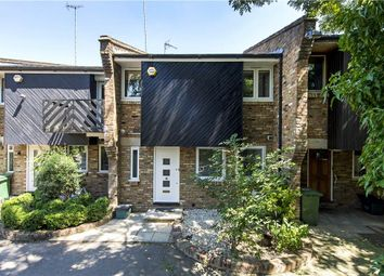 Thumbnail 4 bed terraced house for sale in Parkhill Walk, Belsize Park, London