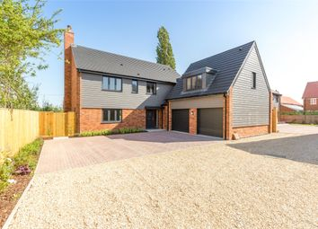 Thumbnail 5 bed detached house for sale in Plot 4, Orwell Gardens, Milton Road, Sutton Courtenay, Abingdon