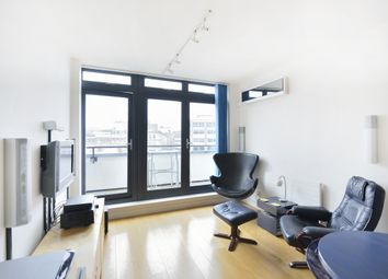 Thumbnail 1 bed flat to rent in Thackery Court, Turnmill Street, London