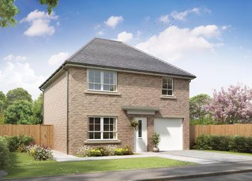 """Thumbnail 4 bed detached house for sale in """"Windermere"""" at Fulton Crescent, Silsden, Keighley"""