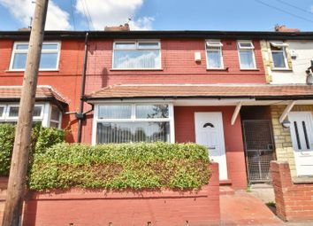 Thumbnail 3 bed terraced house for sale in Blodwell Street, Salford