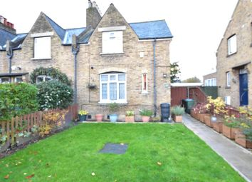 Thumbnail 3 bed end terrace house for sale in St. Johns Cottages, Maple Road, London