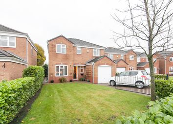 Thumbnail 4 bed detached house for sale in Albion Gardens Close, Royton, Oldham