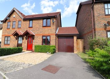 3 bed semi-detached house for sale in Watkin Road, Hedge End, Southampton SO30
