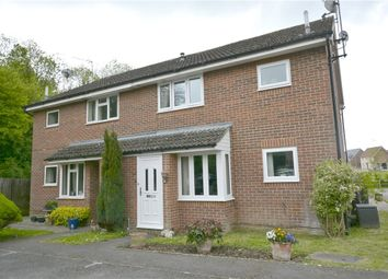 Thumbnail 1 bed terraced house for sale in Hartley Meadows, Whitchurch, Hampshire