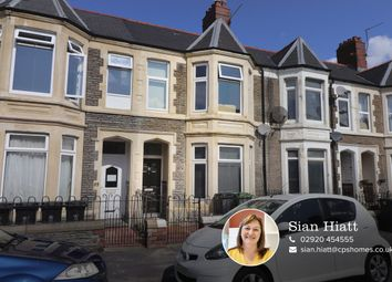Thumbnail 5 bedroom terraced house for sale in Malefant Street, Cathays, Cardiff