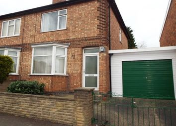 Thumbnail 2 bed semi-detached house to rent in Spencer Street, Oadby, Leicester