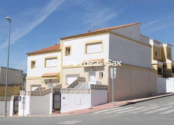 Thumbnail 4 bed terraced house for sale in Sax, Alicante, Spain