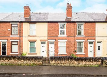 Thumbnail 2 bedroom end terrace house for sale in Bestwood Road, Bulwell, Nottingham