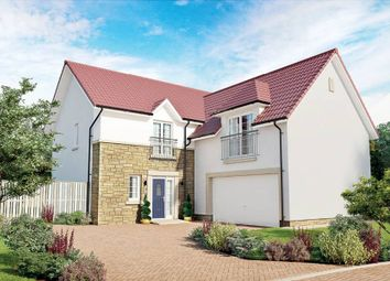 "Thumbnail 5 bedroom detached house for sale in ""The Dewar"" at Queens Drive, Cumbernauld, Glasgow"