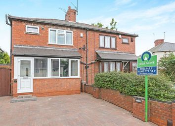 Thumbnail 3 bed semi-detached house for sale in Guy Avenue, Wolverhampton