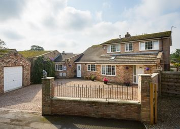 Thumbnail 4 bed link-detached house for sale in The Village, Haxby, York