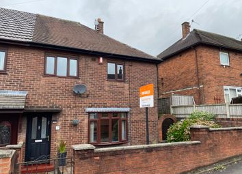 Thumbnail Semi-detached house for sale in Longley Road, Longton, Stoke-On-Trent, Staffordshire