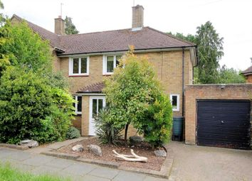 Thumbnail 3 bed semi-detached house for sale in Pixies Hill Crescent, Hemel Hempstead