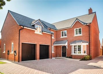 "5 bed detached house for sale in ""Dovedale"" at Edwin Close, Cawston, Rugby CV22"