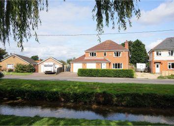 Thumbnail 4 bed detached house for sale in Fen Lane, Dunston