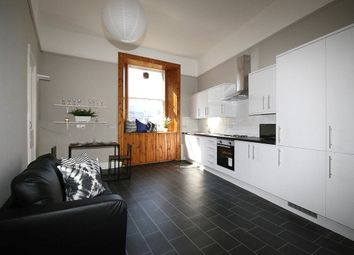 Thumbnail 4 bed flat to rent in Leven Terrace, Edinburgh