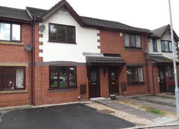 Thumbnail 2 bedroom terraced house to rent in Ashtongate, Ashton-On-Ribble, Preston