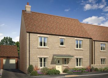 "Thumbnail 4 bedroom detached house for sale in ""The Gloucester"" at Stratford Road, Mickleton, Chipping Campden"