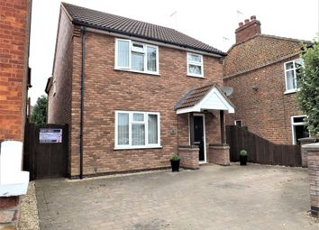 Thumbnail 4 bed detached house for sale in Edinburgh Walk, Holbeach, Spalding